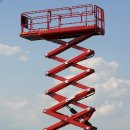 PB narrow scissor lift