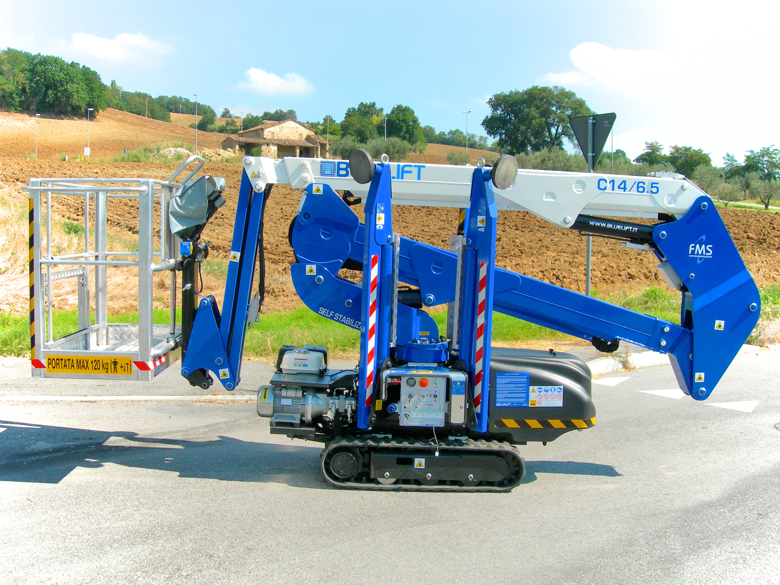 Reachmaster Bluelift B85 Reachmaster