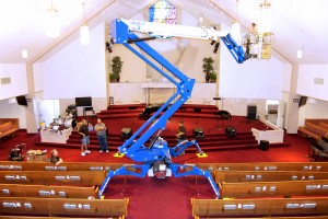 Bluelift B72 from Reachmaster